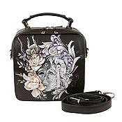 Сумки и аксессуары handmade. Livemaster - original item Women`s bag-baretka
