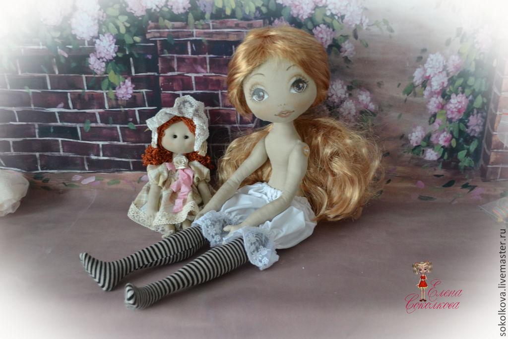 Мастер класс по созданию кукол в спб