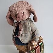 """Куклы и игрушки ручной работы. Ярмарка Мастеров - ручная работа Федя. """"Зимние забавы"""".. Handmade."""