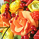 Букеты ручной работы. Ярмарка Мастеров - ручная работа. Купить Осенний поцелуй после жаркого лета.... Handmade. Гортензия, глина