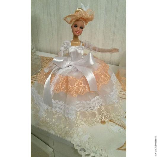 Шкатулки ручной работы. Ярмарка Мастеров - ручная работа. Купить Кукла-шкатулка Ольга. Handmade. Шкатулка, кукла в подарок