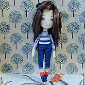 """Куклы и игрушки ручной работы. Ярмарка Мастеров - ручная работа Авторская кукла """"Стиль Casual2"""". Handmade."""