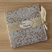 Свадебный салон ручной работы. Ярмарка Мастеров - ручная работа Свадебный альбом для фотографий. Handmade.