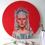 Картины и панно handmade. Livemaster - original item Yolandi Fisser oil painting. Handmade.