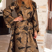 Одежда handmade. Livemaster - original item Maxi dress, Elegant long dress, Holiday dress. Handmade.