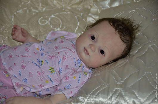 Куклы-младенцы и reborn ручной работы. Ярмарка Мастеров - ручная работа. Купить Кукла реборн малышка Кимбер. Handmade.