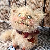 Куклы и игрушки ручной работы. Ярмарка Мастеров - ручная работа Кот Персик. Handmade.