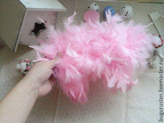 крылья кукольные пушистые есть разные размеры . формы и цвета