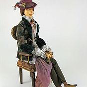 Куклы и игрушки ручной работы. Ярмарка Мастеров - ручная работа Грея в частной коллекции. Handmade.
