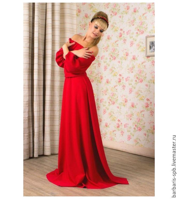 Вечерние платья макси купить