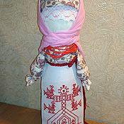 """Куклы и игрушки ручной работы. Ярмарка Мастеров - ручная работа Кукла-оберег  """" Берегиня """". Handmade."""