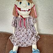 Мягкие игрушки ручной работы. Ярмарка Мастеров - ручная работа Логопедическая кукла. Handmade.