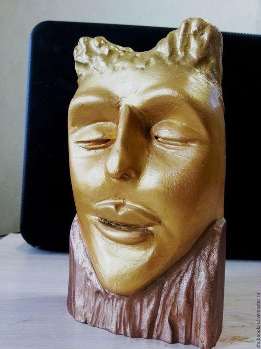 """Статуэтки ручной работы. Ярмарка Мастеров - ручная работа. Купить статуэтка из дерева """"Золото Скифов"""". Handmade. Золотой, статуэтка, женщина"""