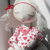 Куклы и игрушки ручной работы. Ярмарка Мастеров - ручная работа Счастливая). Handmade.