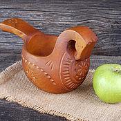 Посуда handmade. Livemaster - original item Bucket Konik. Handmade.