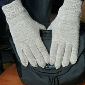 Аксессуары ручной работы. Ярмарка Мастеров - ручная работа мужские перчатки. Handmade.