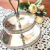 Винтаж handmade. Livemaster - original item Vintage interior items: Elegant antique vase-bookcase. Handmade.