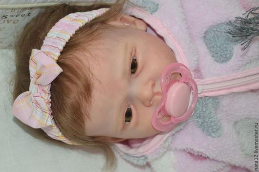 Куклы-младенцы и reborn ручной работы. Ярмарка Мастеров - ручная работа. Купить Кукла реборн из молда Якоб. Handmade. Бежевый