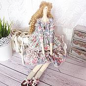 Кукла интерьерная текстильная в стиле Тильда Мэриан
