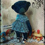 Куклы и игрушки ручной работы. Ярмарка Мастеров - ручная работа Мишка тедди. Девочка.. Handmade.
