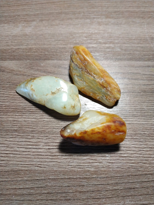 White pebble jade, Minerals, Murom,  Фото №1