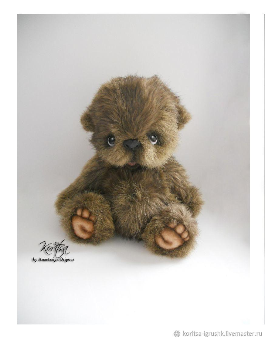 Teddy bear Plum, Teddy Bears, Izhevsk,  Фото №1