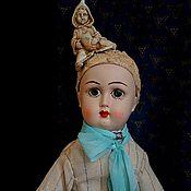 Куклы и игрушки handmade. Livemaster - original item OOAK artist doll - Antique Bisque Doll - Art dolls ooak art doll - art. Handmade.