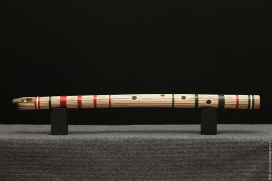 Духовые инструменты ручной работы. Ярмарка Мастеров - ручная работа. Купить Флейты этнические. Handmade. Подарок, индейцы, сякухати, дудник