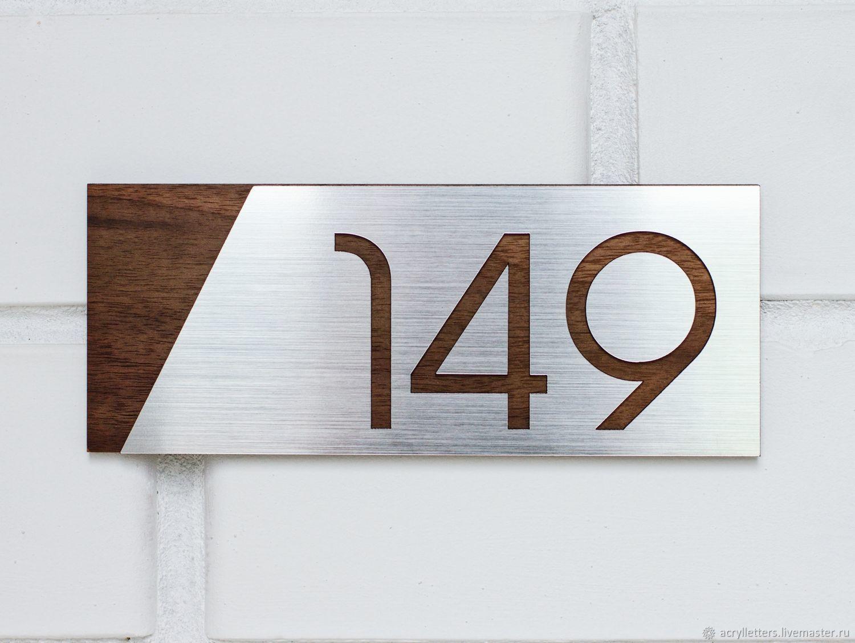 квартирные номера на двери картинки стоит