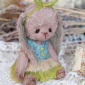 Куклы и игрушки ручной работы. Ярмарка Мастеров - ручная работа Зайка Кисси. Handmade.