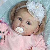 Куклы и игрушки handmade. Livemaster - original item Doll reborn Jeanette. Handmade.
