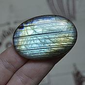 Материалы для творчества handmade. Livemaster - original item Labradorite. Cabochon 49 X 34 X 6. Handmade.