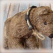 Куклы и игрушки ручной работы. Ярмарка Мастеров - ручная работа просто Медведь. Handmade.