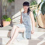 Одежда ручной работы. Ярмарка Мастеров - ручная работа Войлочное платье. Handmade.