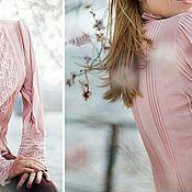 """Одежда ручной работы. Ярмарка Мастеров - ручная работа Блуза № 16 """"Яблоневый цвет"""". Handmade."""
