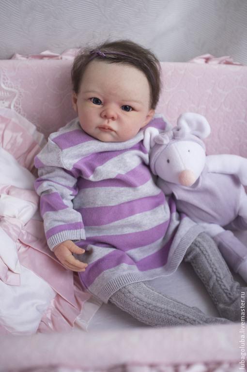 Куклы-младенцы и reborn ручной работы. Ярмарка Мастеров - ручная работа. Купить Кукла реборн Бетани 3. Handmade. Кукла