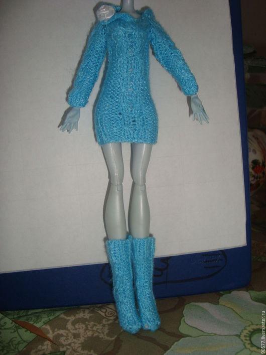 Одежда для кукол ручной работы. Ярмарка Мастеров - ручная работа. Купить одежда для кукол монстер хай. Handmade. Монстер хай