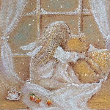 Картины и панно ручной работы. Ярмарка Мастеров - ручная работа Твое утро. Handmade.