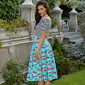 Одежда handmade. Livemaster - original item The skirt