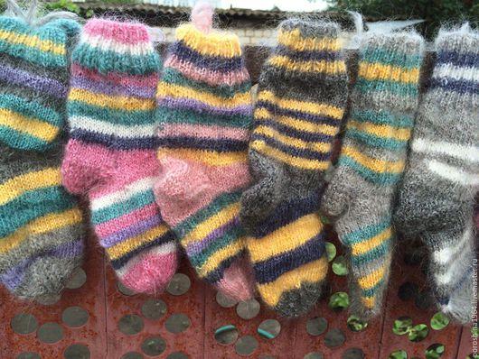 Носки, Чулки ручной работы. Ярмарка Мастеров - ручная работа. Купить детские носочки. Handmade. Комбинированный, носки, носки теплые