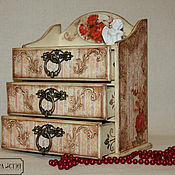 Для дома и интерьера handmade. Livemaster - original item Chest of drawers