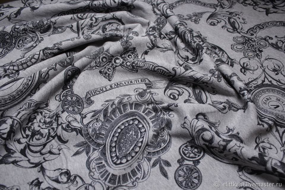 Футер Versace Jeans Couture, Ткани, Москва,  Фото №1