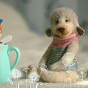 Куклы и игрушки ручной работы. Ярмарка Мастеров - ручная работа Мишка Одувашка. Handmade.