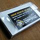 Настольные визитницы ручной работы. Заказать Набор визитных карточек «Фотографиня». Дизайн-гнездо Crowhouse. Ярмарка Мастеров. 8 марта