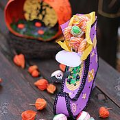 Приколы ручной работы. Ярмарка Мастеров - ручная работа Ведьмин башмачок. Handmade.