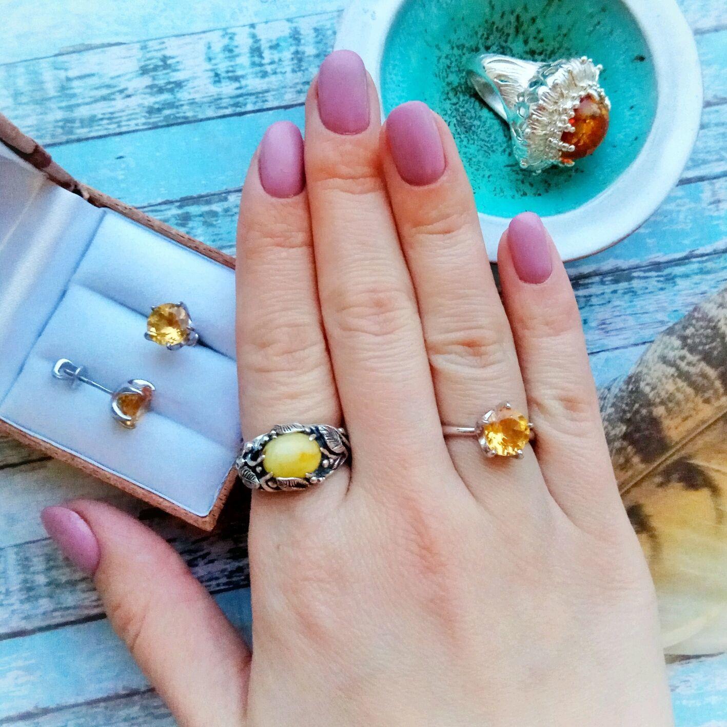 Восток весна кольцо