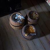 Кукольная еда ручной работы. Ярмарка Мастеров - ручная работа Кукольная еда, бочки, 1:12, еда для кукол, еда в кукольный дом.. Handmade.