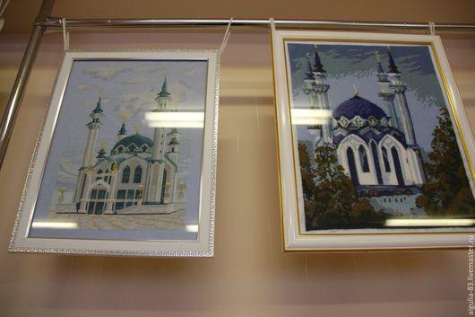 """Фотокартины ручной работы. Ярмарка Мастеров - ручная работа. Купить Картины """"Мечеть кул-шариф"""". Handmade. Комбинированный, картина в подарок"""