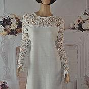 Одежда handmade. Livemaster - original item Openwork tunic, ,46-50p.. Handmade.