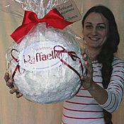 Упаковка ручной работы. Ярмарка Мастеров - ручная работа Большой Рафаэлло оригинальная упаковка для подарка. Handmade.